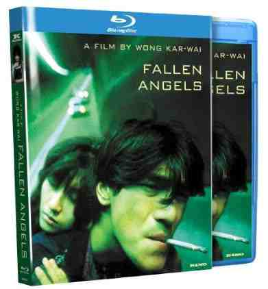 DVD Cover: Fallen Angels