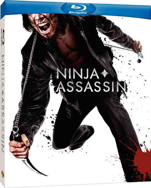 DVD Cover: Ninja Assassin