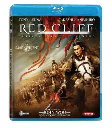 DVD Cover: Red Cliff