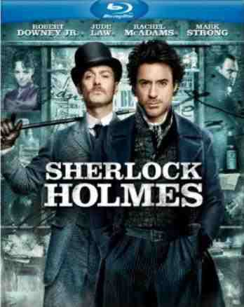 DVD Cover: Sherlock Holmes