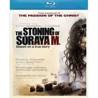 DVD Cover: The Stoning of Soraya M
