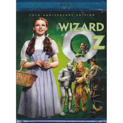 DVD Cover: The Wizard of Oz