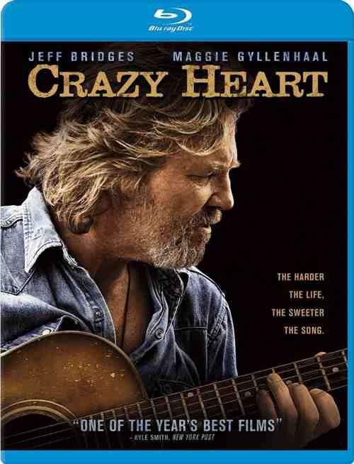 DVD Cover: Crazy Heart