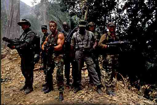 Movie Still: Predator