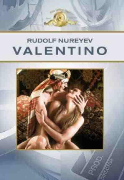 DVD Cover: Valentino
