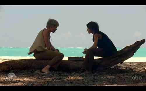 Lost: Across the Sea