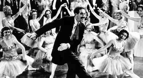 Groucho Marx Dances
