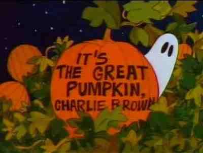 Movie Still: It's The Great Pumpkin, Charlie Brown