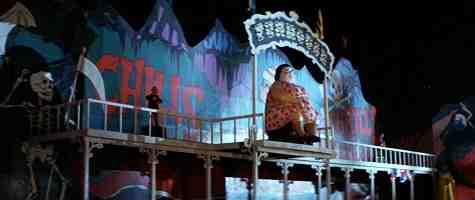 Tobe Hooper's The Funhouse - Atmosphere