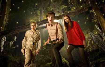 Movie Still: Doctor Who