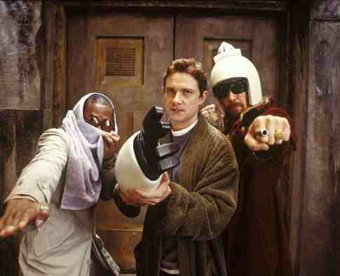Movie Still: The Hitchhiker's Guide to the Galaxy