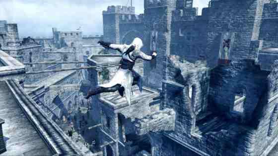 Videogame Still: Assassins' Creed