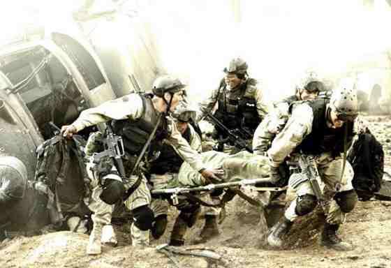 Movie Still: Black Hawk Down
