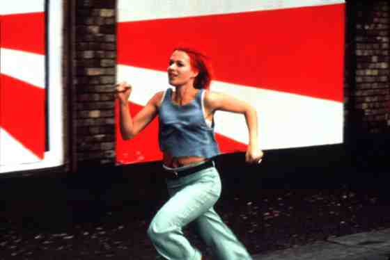 Movie Still: Run Lola Run