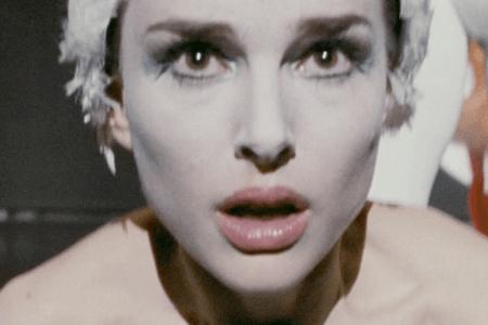 Natalie Portman as White Swan in Black Swan