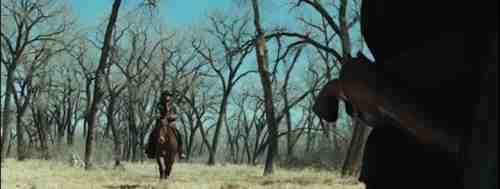 True Grit (2010) – In The Woods