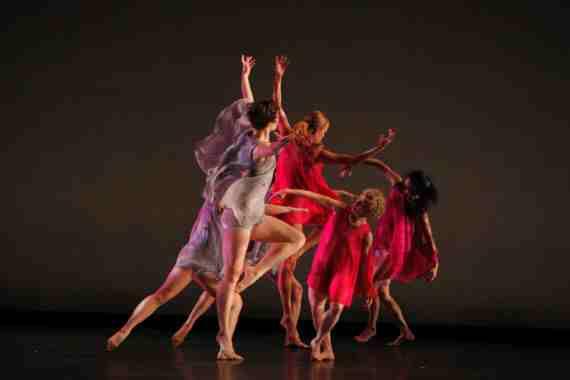 Review: Mark Morris Dance Group 6