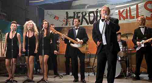 The Commitments (1991) Heroin Kills concert