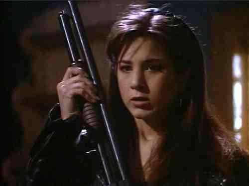Jennifer Aniston vs. Leprechaun (1993)