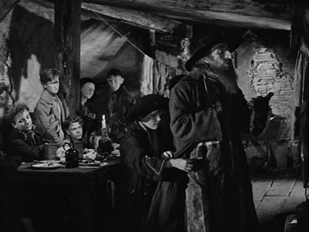 Oliver Twist (1948) David Lean - Alec Guinness as Fagin