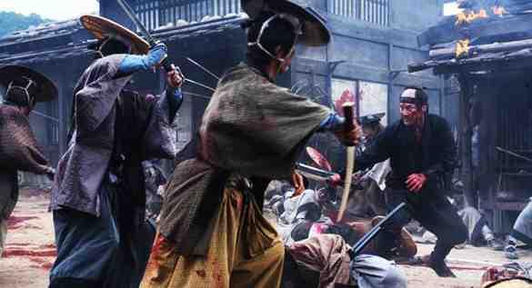 13 Assassins, 2011