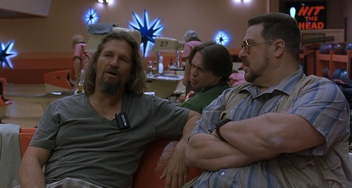 The Big Lebowski - Jeff Bridges, John Goodman, Steve Buscemi
