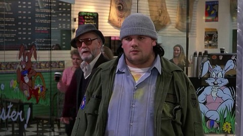 Mallrats - Stan Lee and the Magic Eye