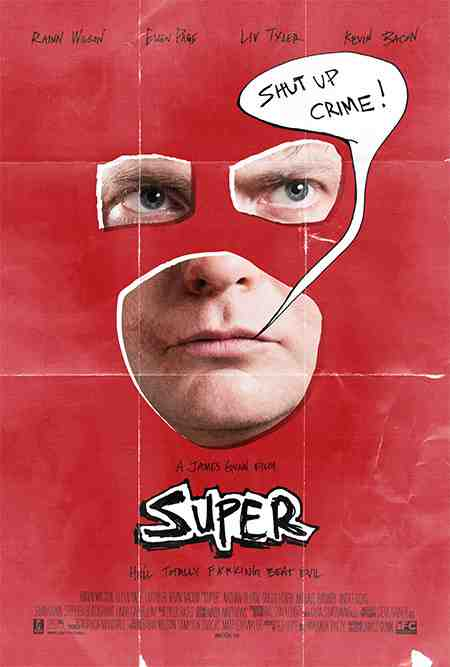 The Poster for Super