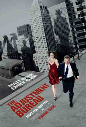 The Poster for the Adjustment Bureau