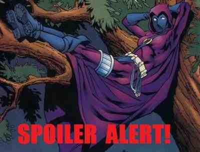 Spoiler DC Comics