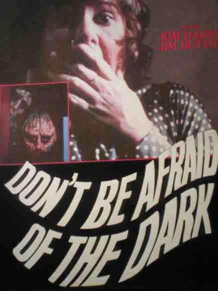 Don't Be Afraid of the Dark 1973 poster