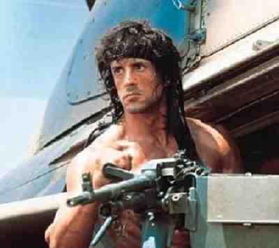 Rambo III (1988) - Sylvester Stallone