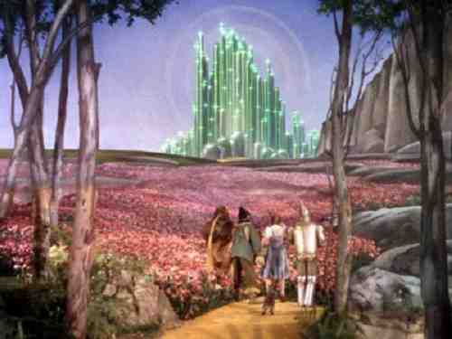 The Wizard Of Oz (1939) - Emerald City