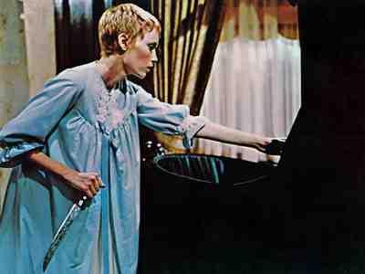 Mia Farrow stars in Roman Polanski's Rosemary's Baby