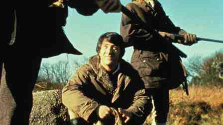 Dustin Hoffman stars in Sam Peckinpah's Straw Dogs
