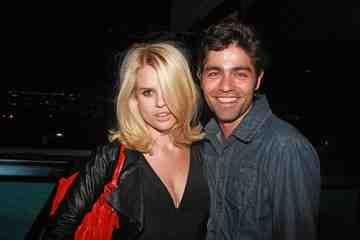 Entourage's Adrian Grenier and Alice Eve