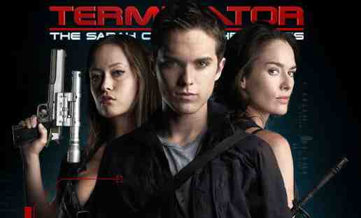 Poster for Terminator: The Sarah Connor Chronicles