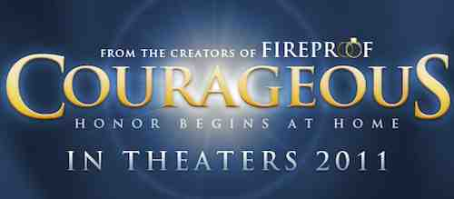 Courageous (2011) directed by Alex Kendrick