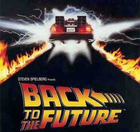 Poster for Back to the Future