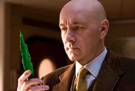Kevin Spacey as Lex Luthor in Superman Returns
