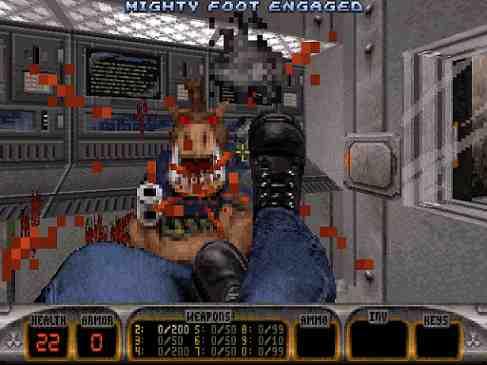 Duke Nukem Kick