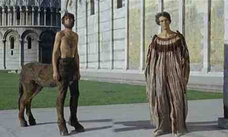 Chiron the Centaur makes an appearance in Pasolini's Medea