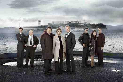 The cast of FOX's Alcatraz