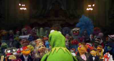 The Muppets returned to delight audiences all over again.