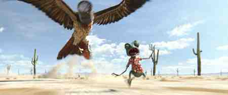Gore Verbinski's Rango is among the best films of 2011