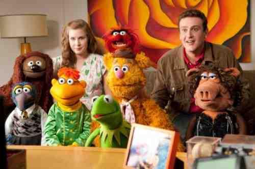 The Muppet Movie Jason Segel Amy Adams