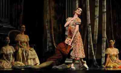 San Francisco Ballet's Dazzling Onegin Opens the 2012 Season 7