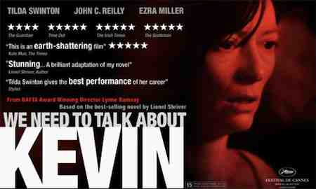 We Need To Talk About Kevin (2011) directed by Lynne Ramsay