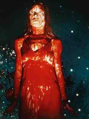 Sissy Spacek as Carrie White in Carrie