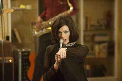 Mad Men Season 5 Episode 1 Megan Zou Bisou Bisou